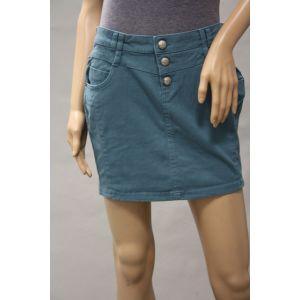 Sublevel Damen Jeans Minirock D6057W50037
