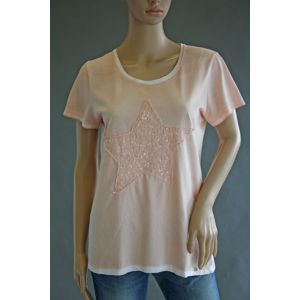 Olsen Damen T-Shirt 1/2 Arm mit Stern 11101713