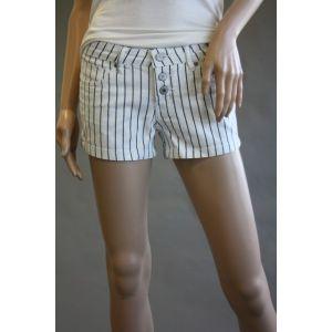 Rock Angel Shorts - gestreift - D6353I60884KRS